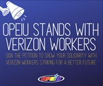 Sign the petition to support striking Verizon workers