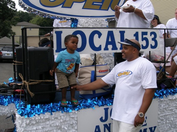 Union Rep KB Barnes and Son